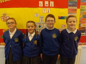 Our new school councillors